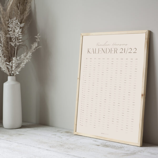 Kalender 21/22